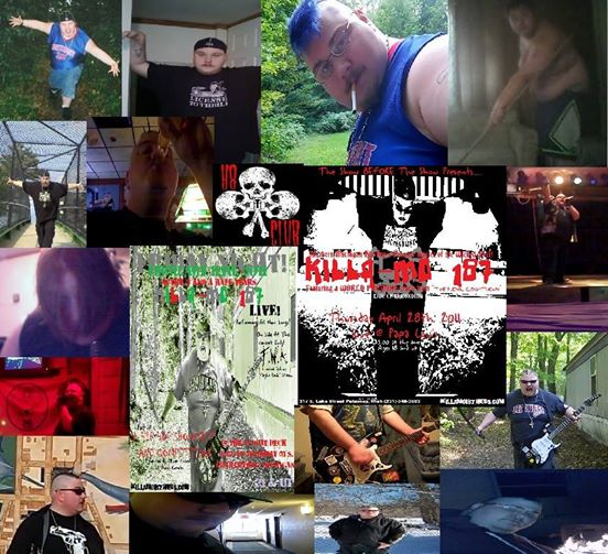 Killamo 187 evilution Back Cover