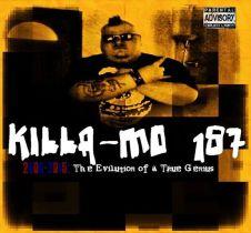 Front Cover Killamo 187 evilution