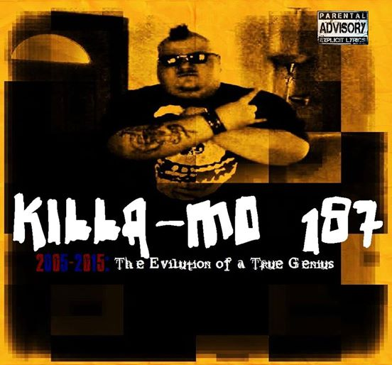 Front Cover Killamo 187 evilution