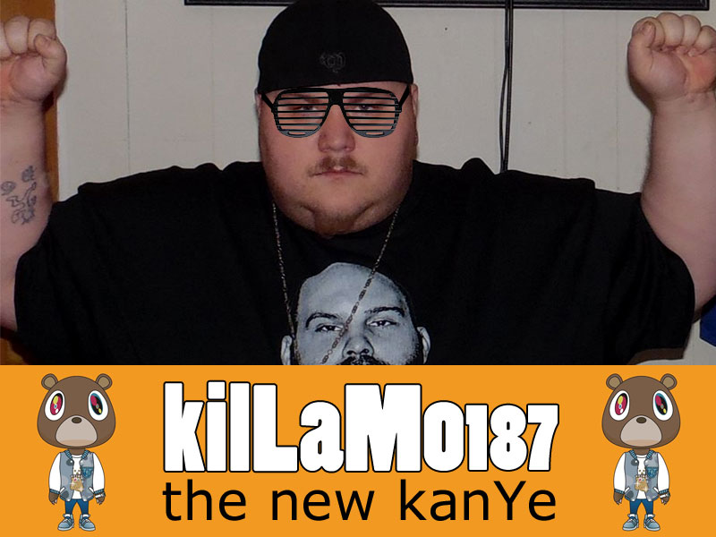 Boyne city / petoskey kanye west = killa-mo 187 the new kanye west