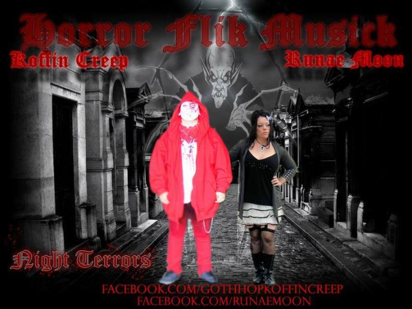 Runae moon on hateful homophobic record label horrorflik musick